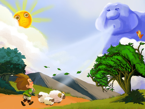 interactive-story-book-the-wind-and-the-sun-screenshot-1